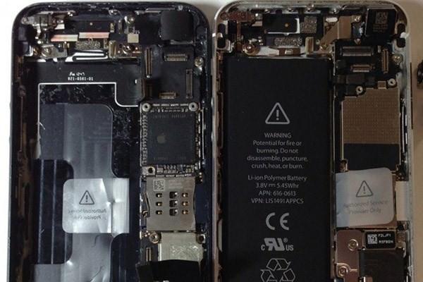 how to delete empty albums iphone 5c