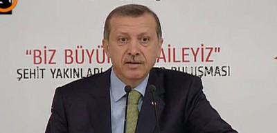 Başbakan Erdoğan'dan Açıklama