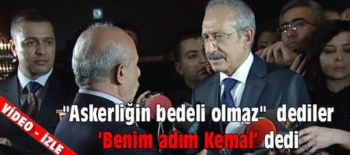 Şehit ailelerinden Kılıçdaroğlu'na tepki İZLE