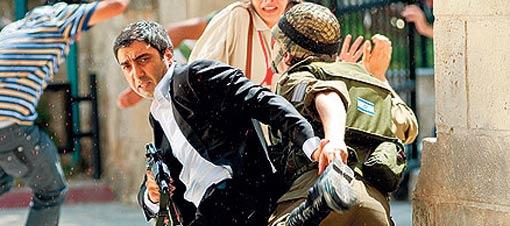Kurtlar Vadisi Filistin filmi yasaklandı