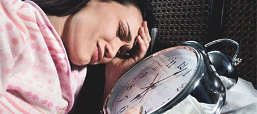 Uykusuz geçen bir gece 3 kilometreye bedel