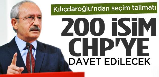CHP'den seçim hamlesi! Özel olarak davet edilecekler