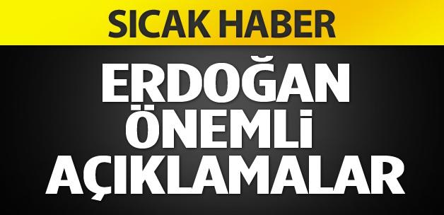 Erdoğan bütçe görüşmelerinde konuştu