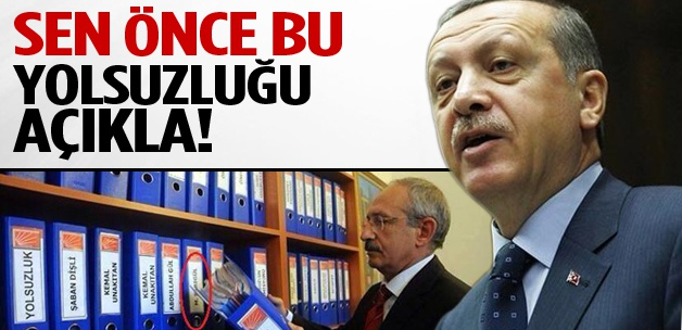 Erdoğan'dan CHP'yi zora sokacak soru!