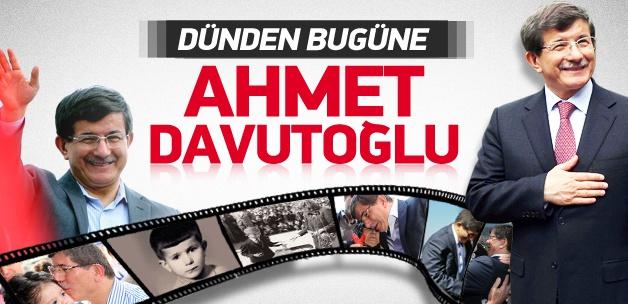 Fotoğraflarla dünden bugüne Ahmet Davutoğlu