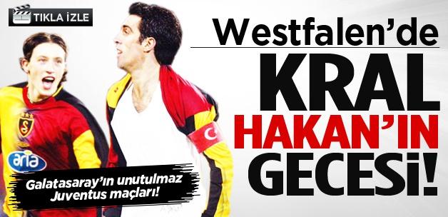Galatasaray'ın unutulmaz Juventus maçları!