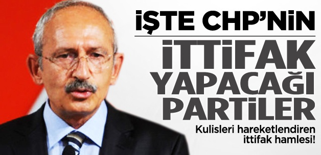 Kemal Kılıçdaroğlu ittifaka 'evet' diyecek