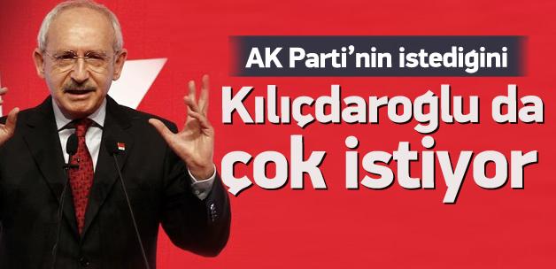 Kılıçdaroğlu: Darbe anayasalarını kaldıracağız