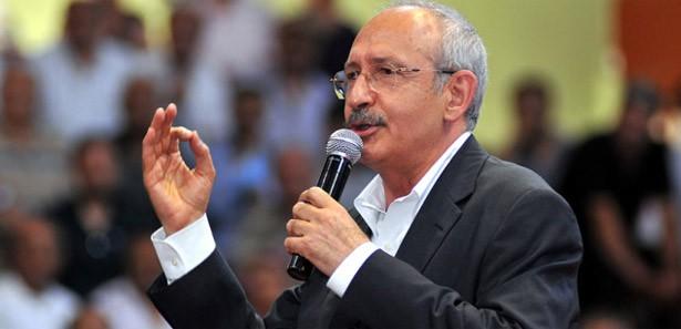 Kılıçdaroğlu: Eski DYP'liler CHP'ye gelin