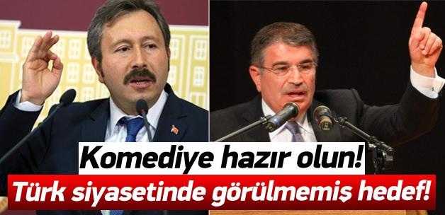 Türk siyasetinde görülmemiş hedef