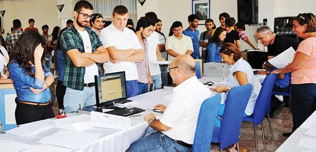 238 bin adaya üniversite için ikinci şans