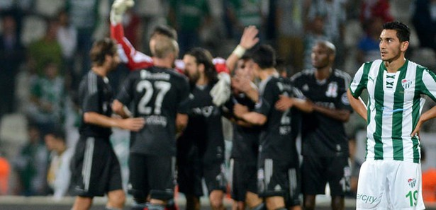 4'te 4 yapan Beşiktaş'tan rekor!