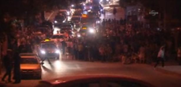 Ankara'da az sayıdaki göstericilere müdahale