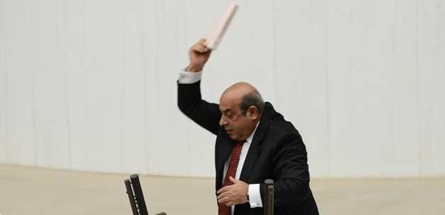 Meclis'te yine 'Kürdistan' gerilimi