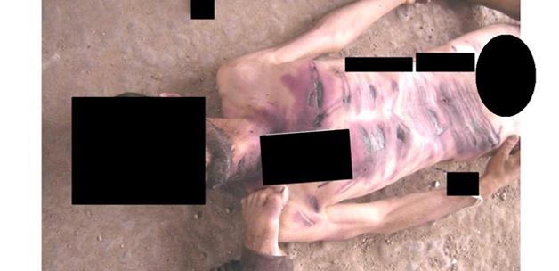 Suriye'deki savaş suçu belgelendi