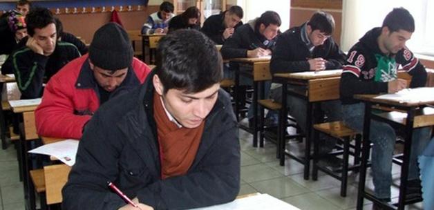 Ortak sınav için müfredat denetimi