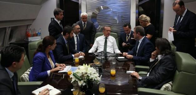 Erdoğan soruyu es geçti: Fırsat vermem