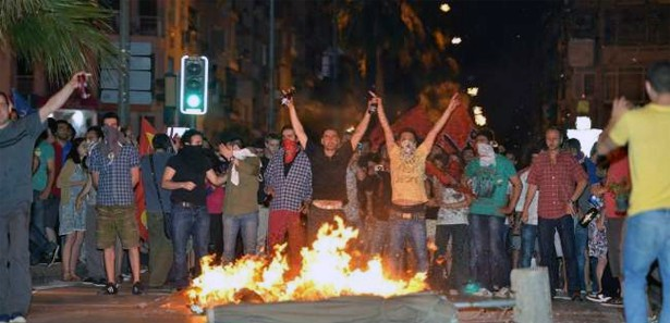 Gezi Parkı olayları zanlılarına 13 tutuklama daha