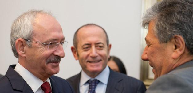 Kılıçdaroğlu ile Balbay Meclis'te bir araya geldi
