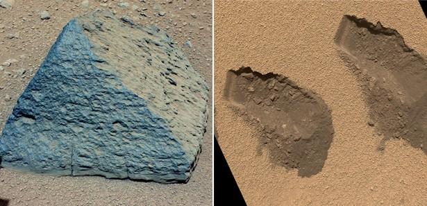 Mars'ın yüzeyinde su bulundu