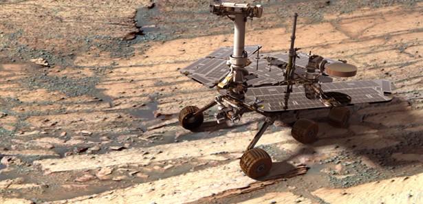 Mars'ta 'içilebilir suyun' izi bulundu