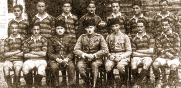Osmanlı'dan tescilli tek futbol kulübü