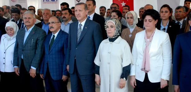Şırnak'ta Erdoğan'ı karşılayan sürpriz isim