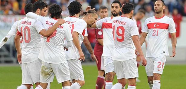 Türkiye letonya maçında şaşırtan sonuç
