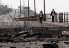 Gazze'de roket patladı: 1 ölü, 8 yaralı