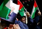 Filistin'de büyük sevinç