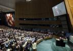 İsrail BM Genel Kurulu'nda yalnız kaldı
