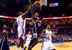 Oklahoma City Thunder-Indiana Pacers: 118-94