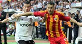 Beikta Kayseri'de rekor krd!